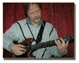 Vintage Guitar Man - Chip Brauer